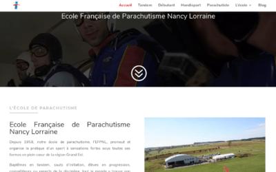 Lancement du nouveau site Internet de l'EFPNL